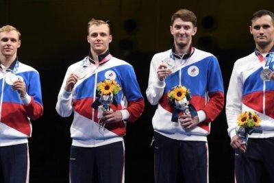 Наш рапирист — серебряный призёр Олимпийских игр!